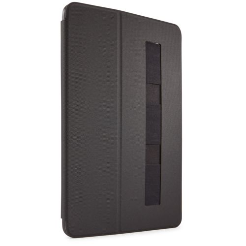 """Case Logic Snapview Case for iPad 10.2"""" with Pencil Holder Thermal print in full color Black"""