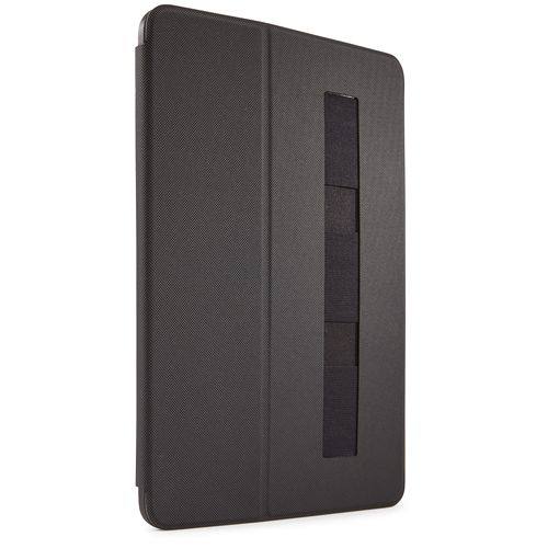 """Case Logic Snapview Case for iPad 10.2"""" with Pencil Holder Thermal print in full color Noir"""