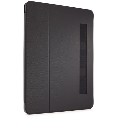 """Case Logic Snapview Case for iPad Air 10.9"""" with Pencil Holder Thermal print in full color Black"""