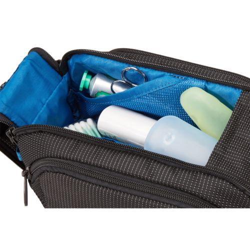 Thule Crossover 2 Toiletry Bag Thermal print in full color Black ADLANTIC IE SALES LTD WICKLOW A98 D282