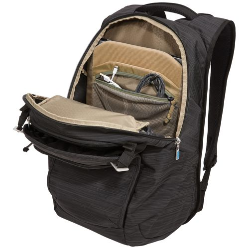 Thule Construct Backpack 24L Thermal print in full color Noir