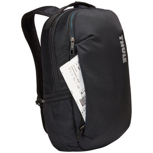 Thule Subterra Backpack 23L Thermal print in full color Noir