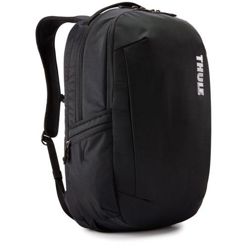 Thule Subterra Backpack 30L Thermal print in full color Noir