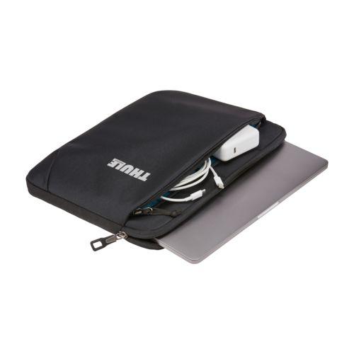 """Thule Subterra MacBook Sleeve 13"""" Thermal print in full color Black"""