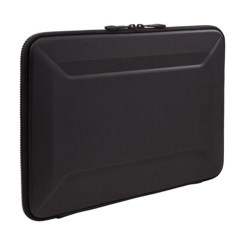 """Thule Gauntlet 4 Sleeve 13"""" Thermal print in full color Black"""