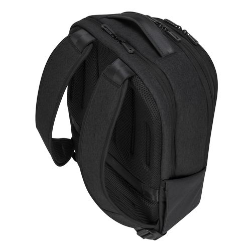 """Cypress 15.6"""" Hero Backpack with EcoSmart® Thermal print in full color Noir"""
