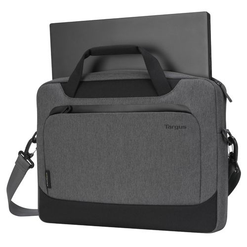 """Cypress 15.6"""" Slimcase with EcoSmart® Thermal print in full color Gris"""