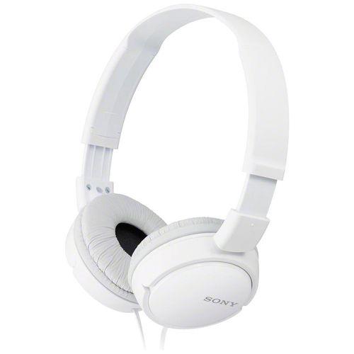 Sony On-Ear Headphone MDR-ZX110 White  Blanc