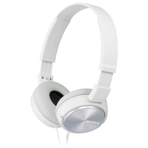 Sony On-Ear Headphone MDR-ZX310 White  Blanc