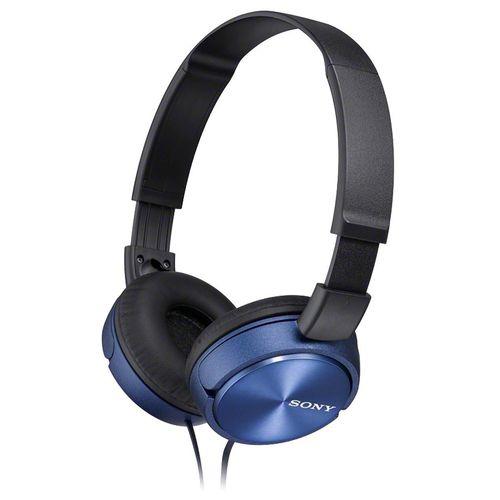 Sony On-Ear Headphone MDR-ZX310 Blue  Bleu