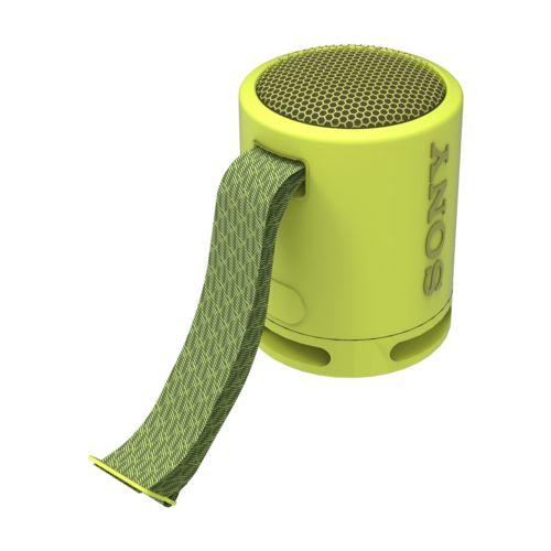 Sony Bluetooth Speaker SRS-XB13 Lemon Yellow  Lemon Yellow