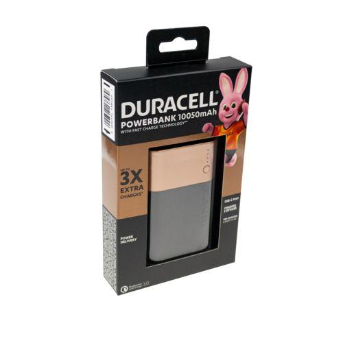 Duracell Powerbank 10050 mAh