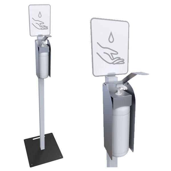 Distributeur hydroalcoolique
