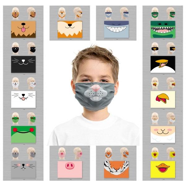 Masque réutilisable enfant SOBELPU SPRL objet publicitaire personnalisable Belgique