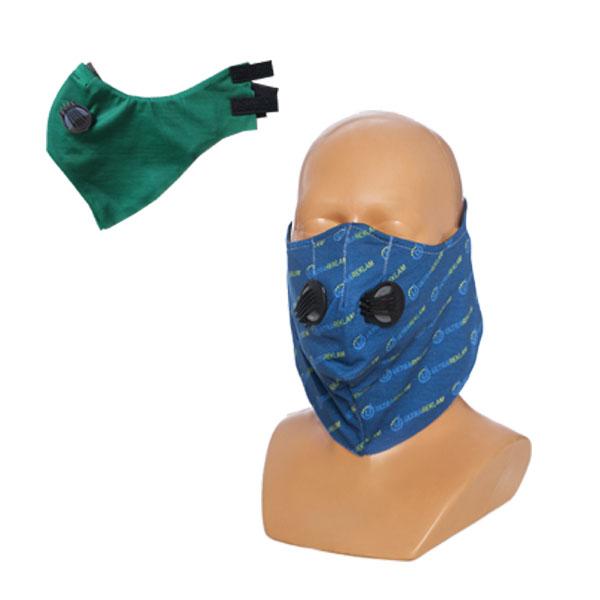 Masque réutilisable avec filtre