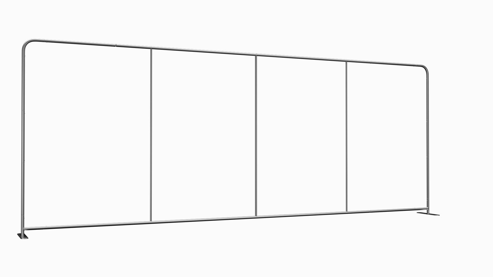 Mur d'image TxW Horizon 600 cm x 228 cm Objets publicitaires  personnalisation  FRANCE SUD PIERRE BE DISPLAY goodies personnalisation marseille
