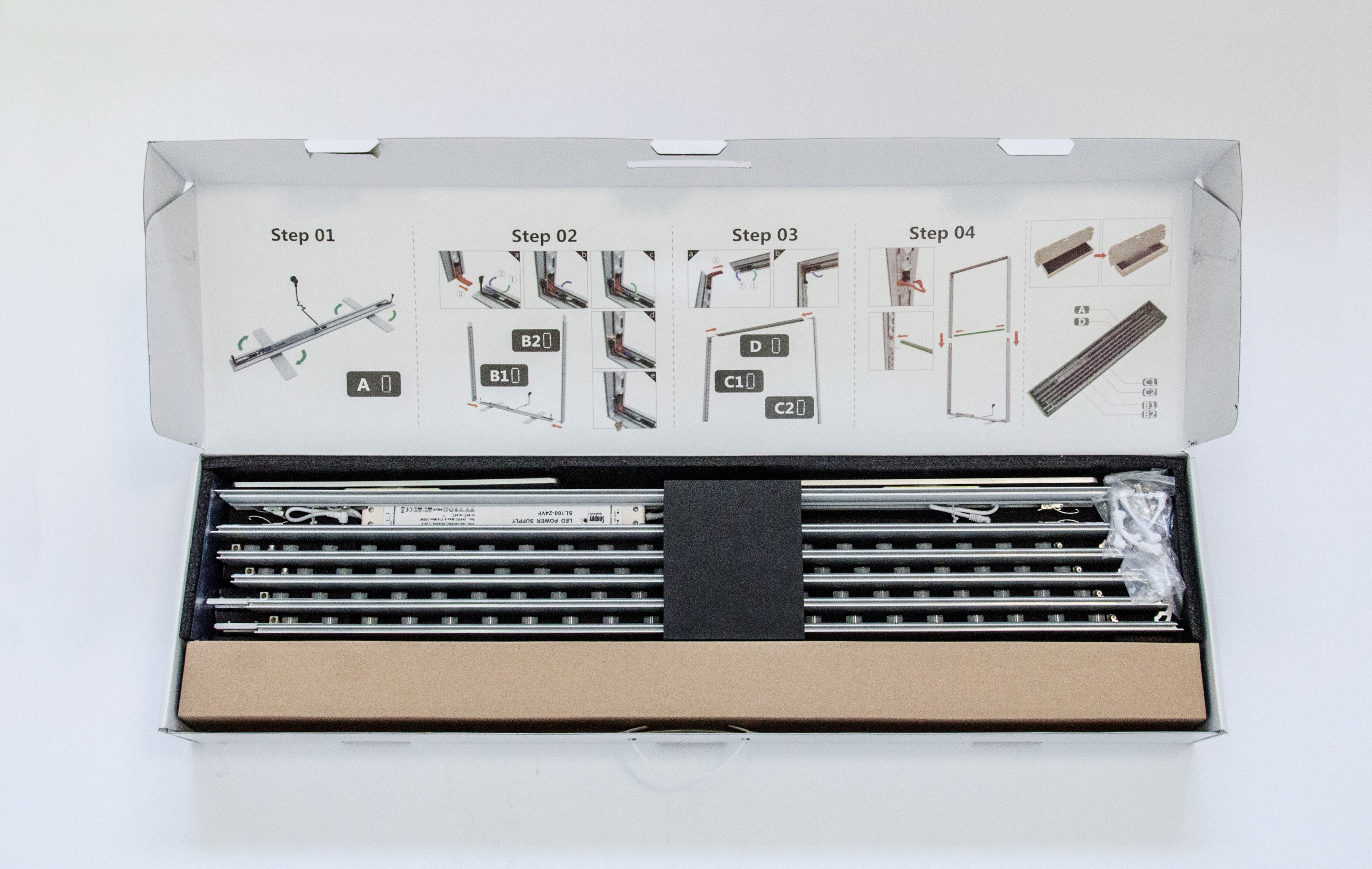 Caisson lumineux portable Helios 100 x 200 cm Objets publicitaires  personnalisation  FRANCE SUD PIERRE BE DISPLAY goodies personnalisation marseille