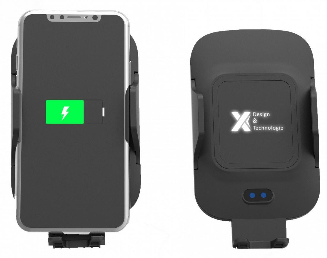 Chargeur de téléphone à induction pour voiture