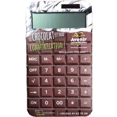 Calculatrice personnalisable