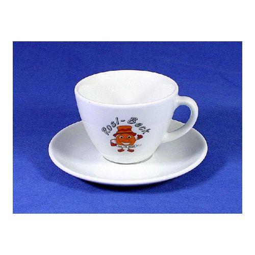Porzellan Tasse Cappuccino 6,8 x 9,2 cm