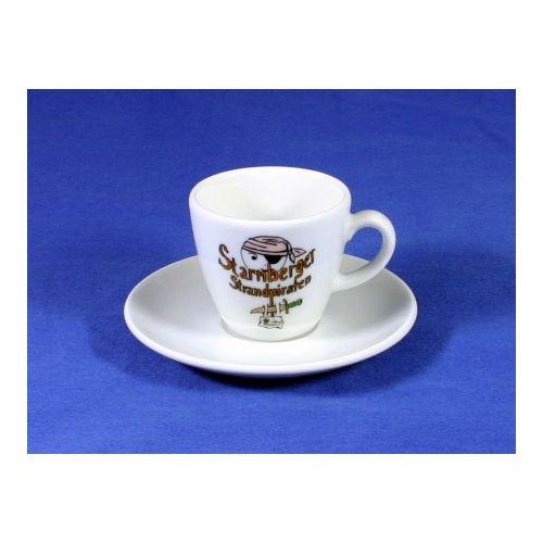 Porzellan Tasse Espresso Bella, inkl. Vignette 11,7 cm