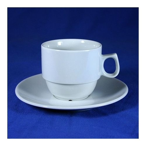 Porzellan Tasse 8,4 x 7,5 cm