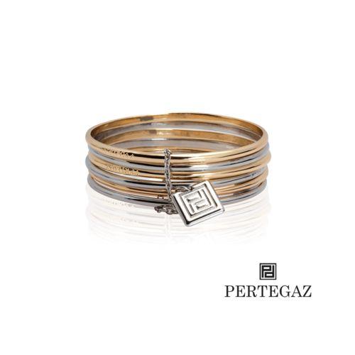 Bracelet Cercles  personnalisé montpellier Paris Ile de France