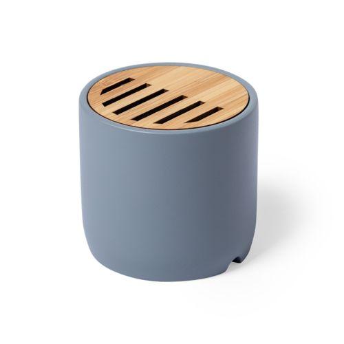écologie haut parleur en fibre de bambou