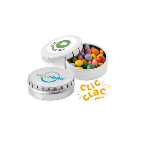 Clic clac karkit digipainatuksella