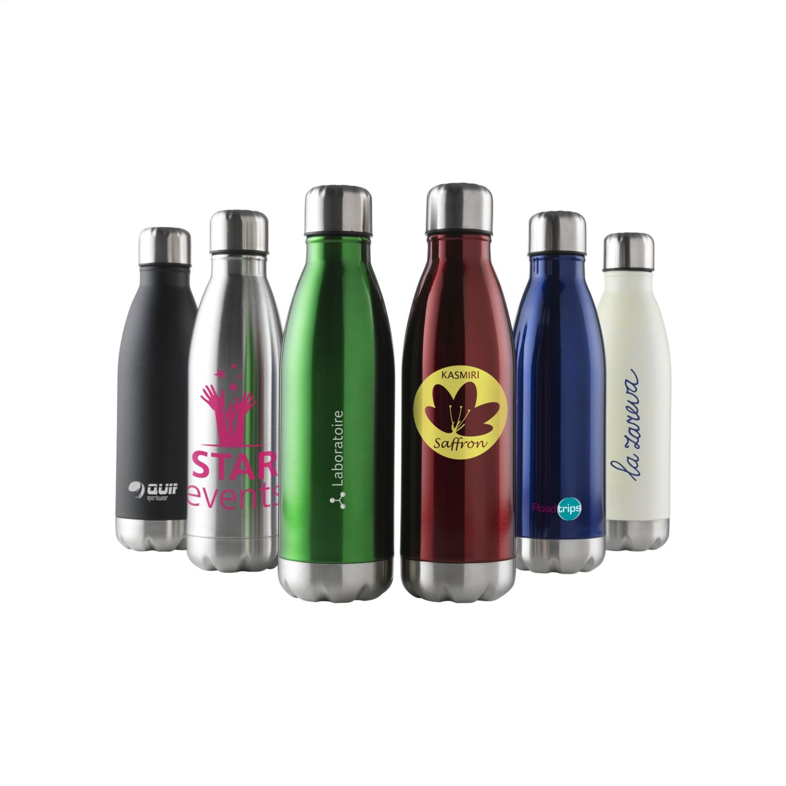 Topflask 500 ml bouteille  personnalisé montpellier Paris Ile de France
