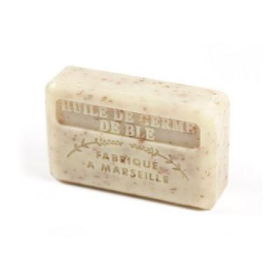 Savon de Marseille - Exfoliant - Huile de germe de blé