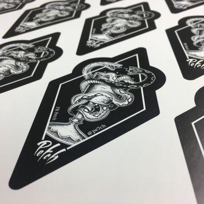 Stickers personnalisé