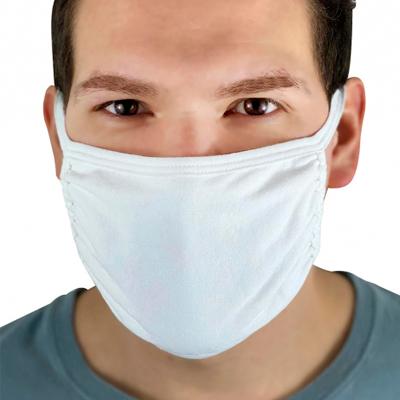 Masque 120 lavages UNS1 - Blanc ou noir - Vierge ou personnalisé - ISOCOM - OBJETS ET TEXTILES PERSONNALISES - NANTES