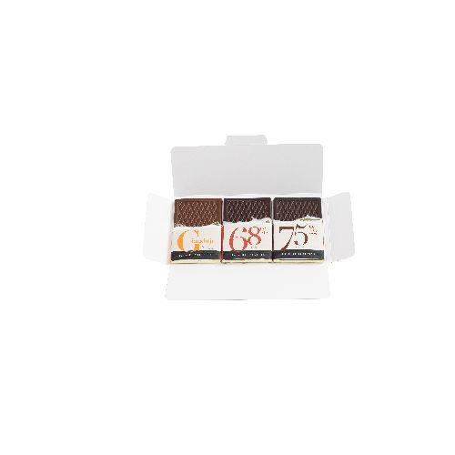 Carte 3 mini tablettes 30g