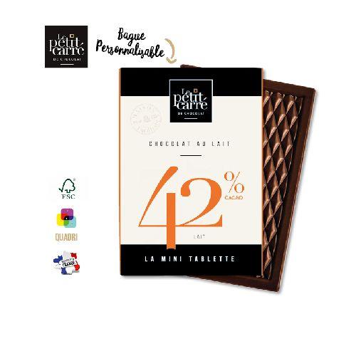 Mini Tablette 30g 42% Lacté